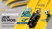 PS Plus : voici les jeux offerts sur PlayStation 4 et PlayStation 5 en novembre 2020