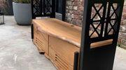 Un exemple de meuble fabriqué par Jérémy Descamps