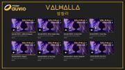 Tous les épisodes de VALHALLA sont désormais disponibles