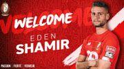 Le Standard tient son nouveau médian défensif : Eden Shamir débarque à Sclessin