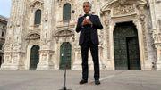 Immense succès du concert d'Andrea Bocelli dans la Cathédrale de Milan
