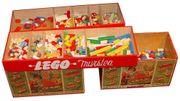 Certains ont été jusqu'à construire des villes entières uniquement sur base des célèbres petites briques.
