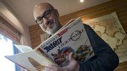 """Astérix: comment Jean-Yves Ferri est """"tombé dedans étant petit"""""""