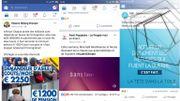 Pourquoi vous voyez passer des pubs pour des partis politiques dans votre fil Facebook
