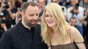 Yorgos Lanthimos et Nicole Kidman