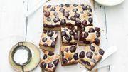 Recette : gâteau aux cerises