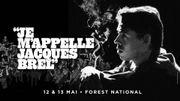 Jacques Brel revient à Bruxelles