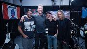 Lars Ulrich reçoit... Metallica!