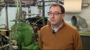 Pierre Duysinx, professeur d'ingénierie en véhicules terrestres à l'ULiège