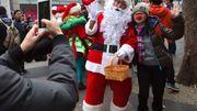 Londres : une école pour former les pères Noël