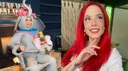 Katy Perry (en éléphant) chante Dumbo et Halsey La Petite Sirène de Disney