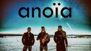 Anoïa, jeune trio belge influencé par Nirvana et Noir Désir