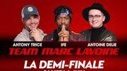 """Qui sera sacré """"The Voice France"""" ? C'est la demi-finale pour Antoine Delie !"""