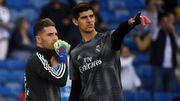 """Zidane : """"Courtois jouera encore, mais c'est au coach de prendre les décisions difficiles"""""""