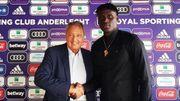 Le défenseur Kara Mbodj prolonge à Anderlecht jusqu'en 2020