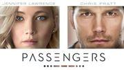 """Box-office mondial: """"Passengers"""" en tête, """"Rogue One"""" relégué au deuxième rang"""