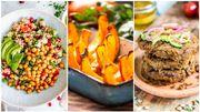 Les idées de recettes végétariennes de Carlo De Pascale