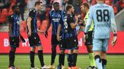 """Standard-FC Bruges: Clement et Vanheusden unanimes, """"il n'y avait pas penalty de Rits"""""""