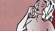 """""""Nude Sunbathing"""" de Roy Lichtenstein mis aux enchères chez Sotheby's"""