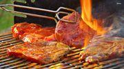 Le record du plus long barbecue détenu par deux Belges!