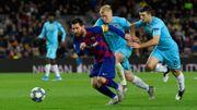 Le Barça contraint au match nul par le Slavia Prague au Camp Nou