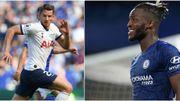 Tottenham, avec ses Belges, s'impose contre Southampton, Batshuayi joue cinq minutes avec Chelsea