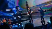 Pascal Obispo chante 'Rien ne dure' avec Nicholas et Mattéo