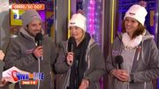 Sara, Ophélie et Adrien s'emparent du cube de Viva for Life