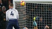 Tottenham et Alderweireld libérés par Eriksen, Kabasele à nouveau titulaire