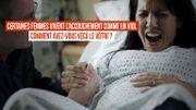 """Gabrielle : """" L'accouchement n'est pas un viol ! """""""