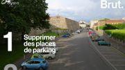 Les mesures prises par Oslo pour se débarrasser des voitures