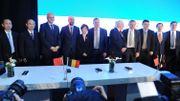 Les autorités belges rencontrent les patrons de la firme Alibaba le 5 décembre 2018