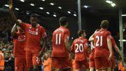 Liverpool facile vainqueur d'Everton, Origi buteur blessé