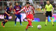 L'Atletico surprend spectaculairement le Barça et affrontera le Real en finale