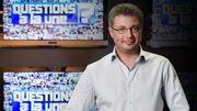 Franck Istasse, le nouveau chef éditorial de La Première !