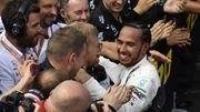 Seul un changement des règles rendra les courses plus intéressantes selon Hamilton