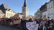 Plus d'un millier de Jodoignois rassemblés sur la Grand-Place