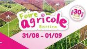 La Foire agricole de Battice revient ce week-end !