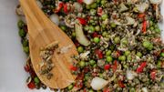 Quelques recettes de salades santé