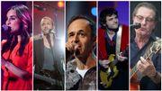 Goldman, Calo, BDA, Coldplay, -M-... leurs lives réseaux sociaux dans VivaCité en concert!