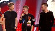 Deux anciens de The Voice s'envolent avec Eliot à l'Eurovision