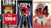 """""""1984"""" de George Orwell se décline enfin en BD pour revivre en images ce livre culte"""