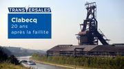 Il y a 20 ans, la faillite des Forges de Clabecq
