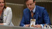Bart De Wever plaide à présent en faveur d'une baisse du taux de TVA sur l'électricité