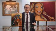 John Oliver propose son étrange collection d'art aux musées américains en difficulté