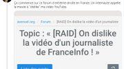 """Comment Julien Pain, journaliste France Info, a été victime d'une campagne de """"dislike"""" sur Youtube"""