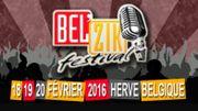 Christophe Willem, tête d'affiche du Bel'Zik Festival le samedi 20 février