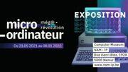 """""""Micro-ordinateur, még@-révolution"""" une expo à ne pas manquer  à Namur"""