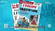 Les Diables inspirent le respect des médias et des fans français