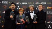 "Cinéma espagnol: ""Truman"" triomphe aux Goyas"